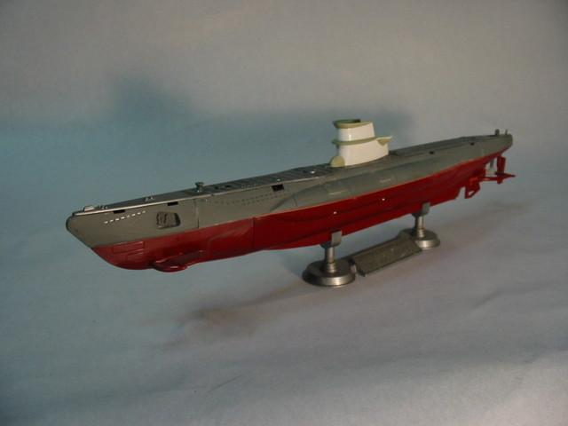 1/150Uボート(3隻目)未完成