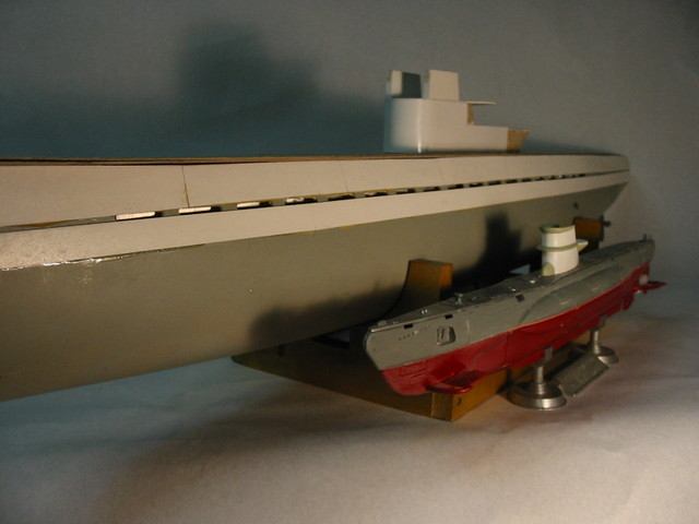 ファーストラジコンのラジコンUボート