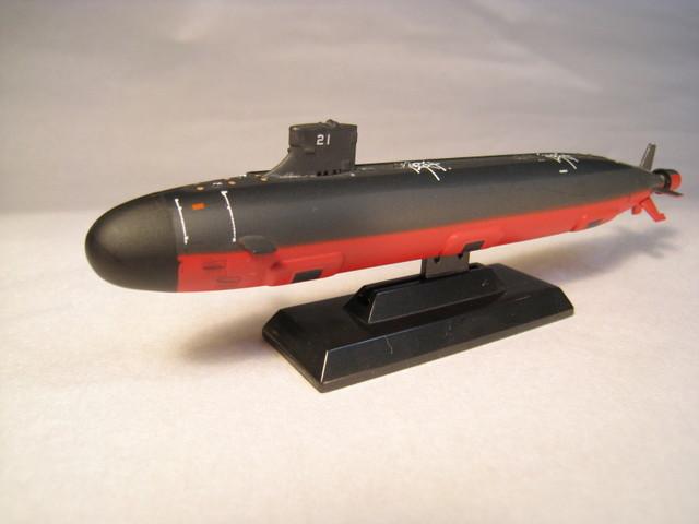 最強潜水艦シーウルフ