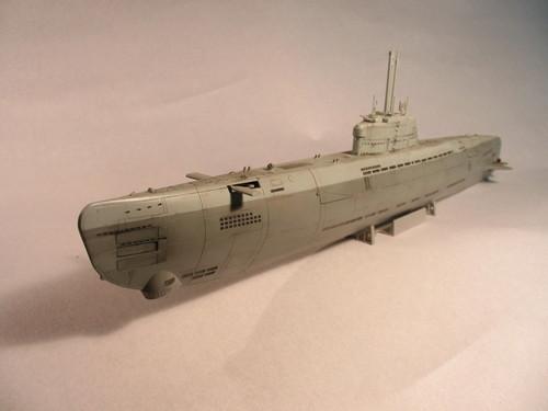 14 1/144 ドイツレベルUboat_type21